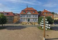Rathaus Derenburg Harz