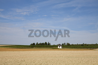 Wasserhaus bei Schwarzenbach / Saale