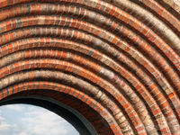 decorativ gothic brickwork