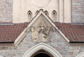 Columbarium hl. Heart of Jesus in Hanover