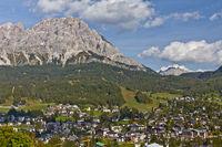 Cortina d' Ampezzo, Dolomites, Italy