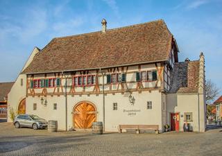 Staatskellerei Zürich, Rheinau, Schweiz
