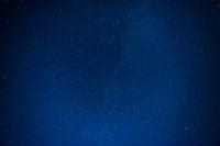Dark night sky with many stars