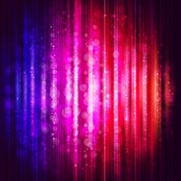 Abstract glowing background with sparks.