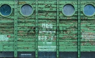 Ehemalige Schneeschleuder der Österreichischen Bundesbahnen