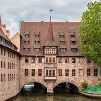 Hospice of the Holy Spirit in Nuremberg