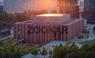 National Polish Radio Symphony Orchestra Sunset