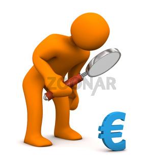 Manikin Loupe Euro