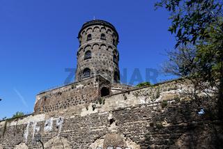 Die Bottmühle, Teil dermittelalterlichen Kölner Stadtmauer