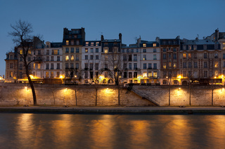 Architecture of Paris, Ile de France, France