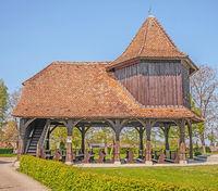 Bethalle bei der Lorettokapelle Konstanz-Allmannsdorf