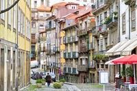 Typical architecture, Oporto, Porto, Portugal
