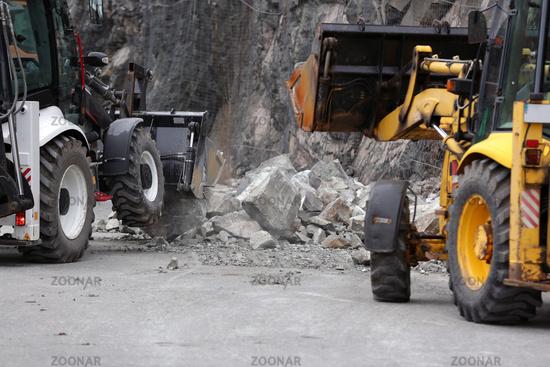 Stone Landslide Baggers