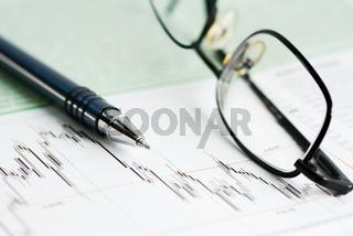 Stock market reports