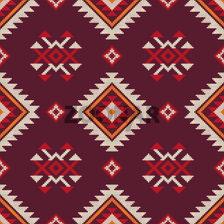 Georgian embroidery pattern 23