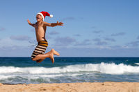 Jump for Christmas Joy
