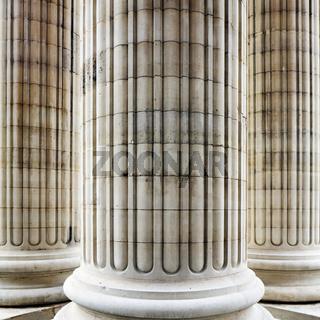 Columns in Paris