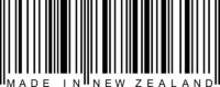Barcode - Made in New Zealand
