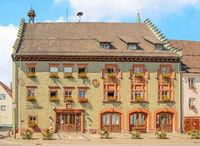 Rathaus Bräunlingen, Schwarzwald-Baar-Kreis