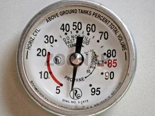 Gasanzeigeinstrument