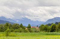 Around Immenstadt in Bavaria