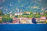Malgrate village on Como Lake near Lecco