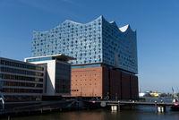Hamburg, Elbphilharmonie, Concert Hall, Germany