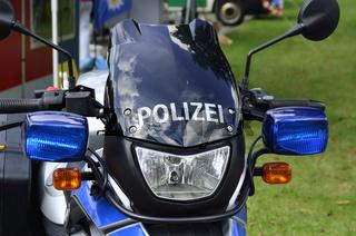 BMW Polizeimotorrad