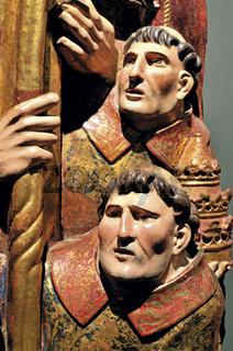Spanien: Museum Santo Domingo de la Calzada