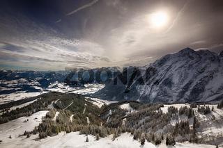 Bavarian Alps, Berchtesgadener Land, Germany