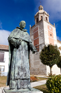 Church of San Andres, Carrion de los Condes, Tierra de Campos, Palencia, Castilla y Leon, Spain
