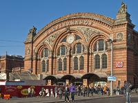 Bremen Central Station, Germany
