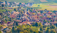 Hallau, Kanton Schaffhausen, Schweiz