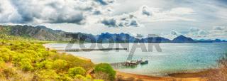 Komodo panorama