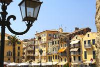 Street Scene, Corfu, Greece