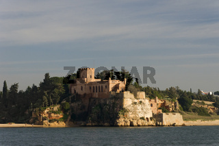 Castelo de S Joao Do Arade in Ferragudo
