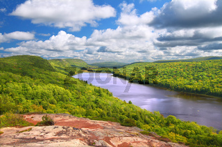 Lake of the Clouds Michigan
