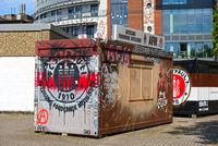 Hamburg, Millerntor-Stadium, FC St. Pauli, Germany