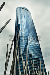 Cuatro Torres Business Area, madrid spain