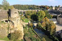 Fortress in Luxembourg