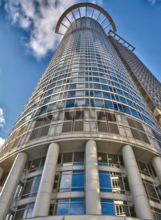 Modern Bank Skyscraper - HDR version