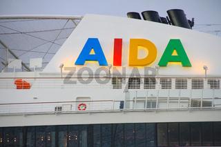 Kreuzfahrtschiff AIDA Luna