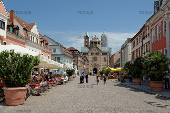 Speyer downtown