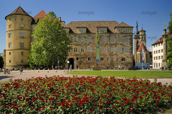 Stuttgart Old Castle, Germany