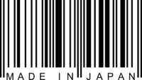 Barcode - Made in Japan
