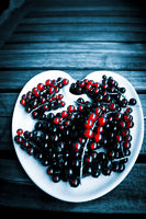 Heart Shape Red Currant