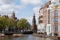 Cityscape Amsterdam