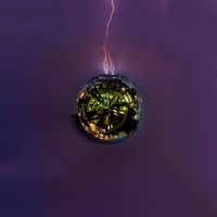 Little Planet of thunder