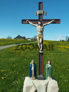 Bildstock im Westallgäu, Gemeinde Argenbühl