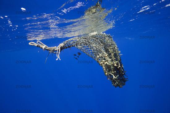 Fischernetz, Franzoesisch Polynesien
